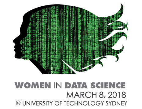 Duhita at Women in Data Science (March 8th 2018)